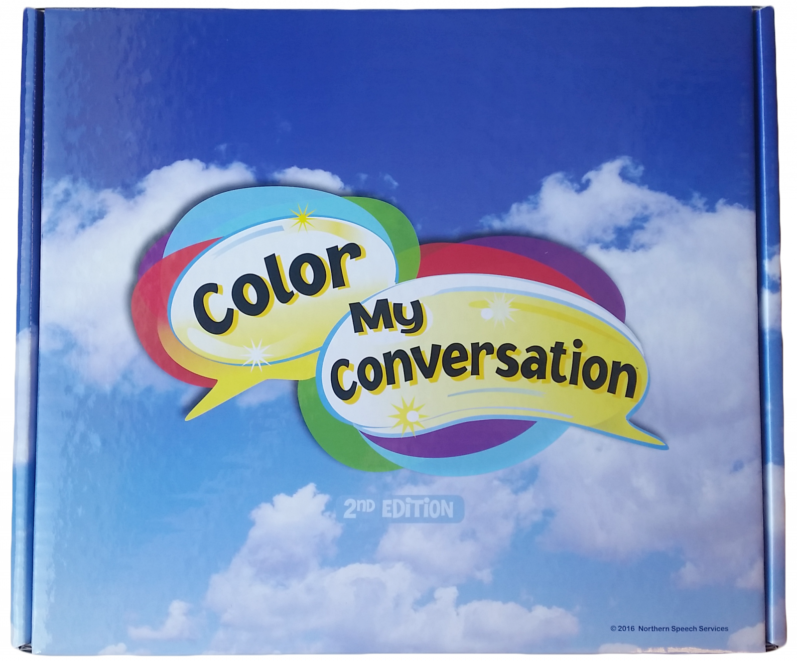 Color My Conversation Social Skills Curriculum Product Profile