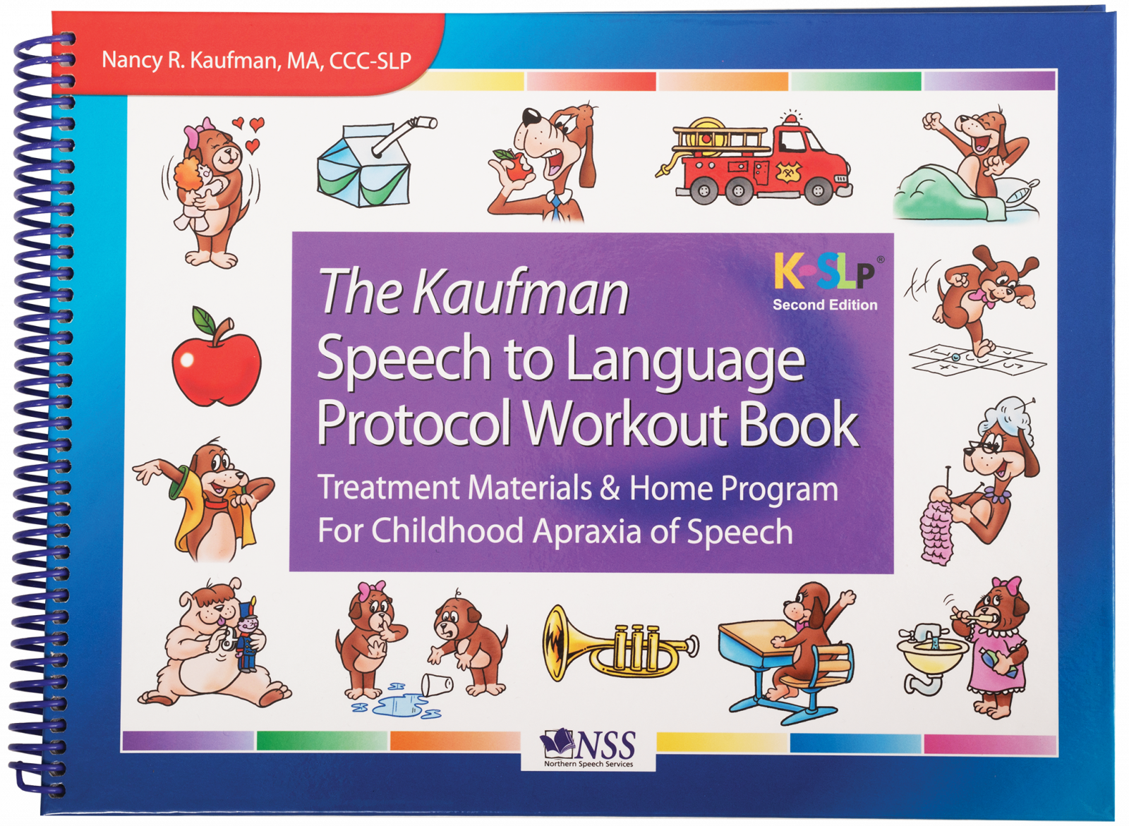 Kaufman Workout Book - 2nd Edition | Product Info