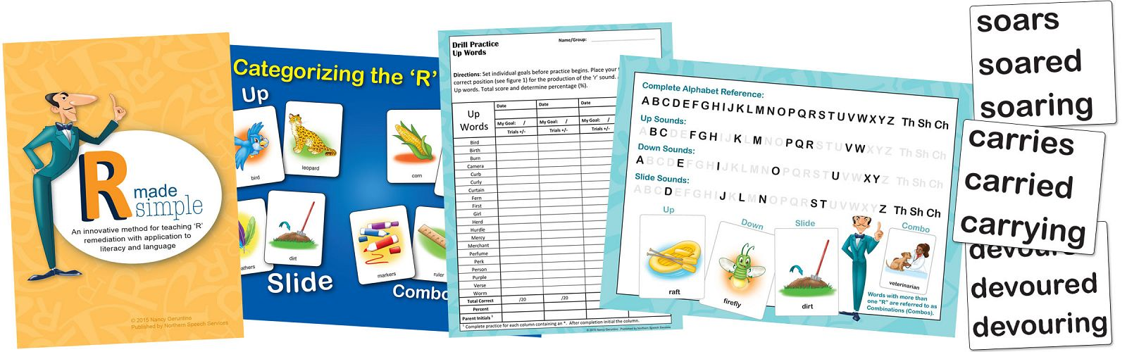 R Made Simple Articulation Speech Pathology