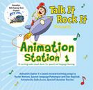 Adds an engaging visual element to select songs from CD Sets 1 & 2. Can be�used with all children whether they are developing speech and language normally or showing�delays in learning to talk. These audio-visual presentations are also excellent for ELL/ESL/ESOL programs. �