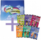 SAVE $60 when you pair these 2 amazing programs together to target multiple sounds simultaneously in a group setting while working on language skills needed for face-to-face conversations!