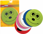 Terrific supplemental component to the EET program. Use these colorful discs for games in your classroom, home or clinic.