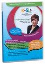 Comprehensive video training program to teach SLPs step-by-step how to implement the Kaufman Speech To Language Protocol. Professionally produced and narrated by Nancy Kaufman.