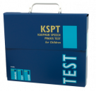 Diagnostic test to aid in the diagnosis and treatment of childhood apraxia of speech. KSPT is norm-referenced and easy to administer and score.