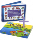 Save $62�when you�combine these two best-selling treatment resources. The Workout Book quickly moves children forward from single words into functional phrases and sentences. Then use the Kaufman Mutt Family Total Language Builder to reinforce motor-speech coordination learned in Kit 1 and the Workout Book and move beyond to teach language comprehension & more.
