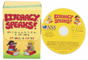 Kit 1 targets�the sounds/letters:�b, c/k, d, g, h, m, n, p, t, w.�This all-in-one treatment program successfully targets articulation, phonological awareness, speech intelligibility, and foundation literacy skills – all simultaneously! No longer discharge students at-risk for reading failure.�