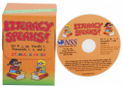 Kit 4 targets the letters/sounds: j, x , y, qu, pre/vocalic r.�This all-in-one treatment program successfully targets articulation, phonological awareness, speech intelligibility, and foundation literacy skills –�all simultaneously! �No longer discharge students at-risk for reading failure.�