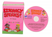 Kit 5 targets�BLENDS and is the only program available designed to correct blend sounds while establishing a strong literacy foundation. Blends included: L blends (bl, cl, fl, gl, pl) R blends (cr, br, dr, fr, gr, pr, shr, thr, tr) and S blends (sc/sk, scr, sl, sm, sn, sp, spl, spr, sq (skw), st, str, sw)