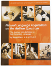 Consider the notion that echolalia is not a disorder but rather a stage of language development. This book teaches methods to progress a child on the autism spectrum from echolalia to self-generated language.