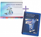 Save $25 when you combine these two best selling Quick Pocket Guides for the SLP in a Medical Speech Pathology setting