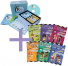 SAVE $46�when you pair these 2 unique articulation focused programs! 'R' Made Simple is an�entirely different approach to 'R' remediation.�Articulation Theatre Books are an easy and creative way to target multiple sounds simultaneously in a group setting and with success! Features playfully illustrated, no-preparation play scripts targeting R, S, L, Sh, Ch, Th.