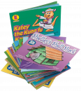Save $27 and receive all 16 Consonant books in the Articulation Storybooks series. Each book highlights and repeats a specific sound/letter throughout the book. Focus on articulation and phonological awareness with these engaging storybooks.