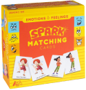 These amazingly illustrated Emotions & Feelings cards create a social learning environment and encouraging turn-taking skills. Supports social-emotional learning, identifying and express feelings, and language and turn-taking skills. Great for pre-school, classroom, speech therapy, center play, autism, education, family fun, and ESL and ELL games.