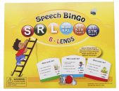 Teach articulation of R, S, L blends with this engaging speech bingo game. Utilizes a unique consonant blend split technique to achieve better outcomes. Excellent for group therapy sessions!�