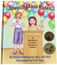 Finally...a book about Speech Therapy for children! This informative fully illustrated children's book introduces and explains the concept of speech therapy while engaging readers.
