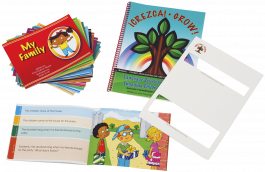 GROW! Language Building Storybooks:  English-Only Edition