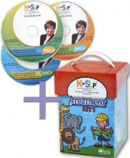 Kaufman (K-SLP) Instructional DVD Set & Treatment Kit 1