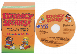 Literacy Speaks!� Kit 4