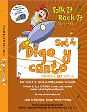 TIRI - CD Set 4 Digo y Canto 1 y 2