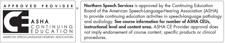 Kaufman Apraxia Seminar Houston Speech Pathology Asha Ceus