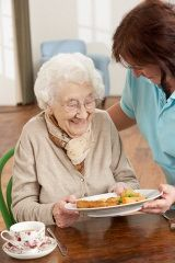 Making The Most Of Mealtime: Helping Older Adults Compensate For Sensory Impairment During Meals