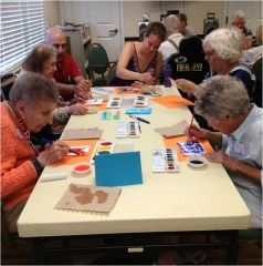 Creative Connections In Dementia Care: Engaging Activities To Enhance Communication For People With Dementia