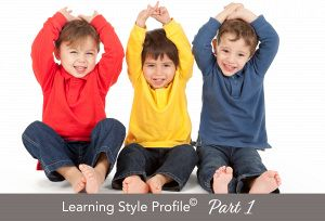 Learning Style Profile<sup>© </sup> PART 1: Building The Capacity For Socially Appropriate Conversation In Young Children With Autism Spectrum Disorder