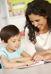 Bilingual Language Intervention Utilizing Leveled Storybooks