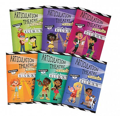 Articulation Theatre Books