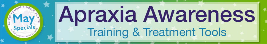 Better Hearing & Speech Month: Apraxia Awareness >