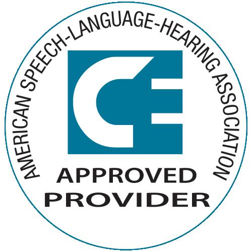 Online SLP CEU Courses | Speech Pathology ASHA CEUs