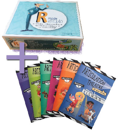 'R' Made Simple + Articulation Theatre Books >