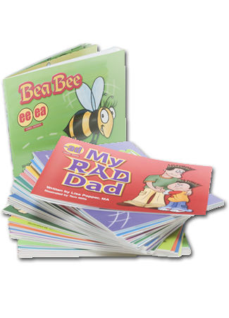 Speech-Language-Reading Connection Book Set